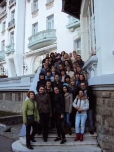 Квалификация с колеги в Румъния