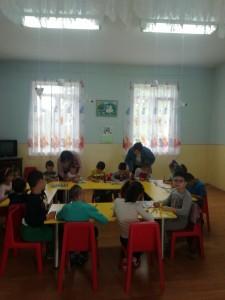 ДГ с.Раздел- Отворени врати 2019